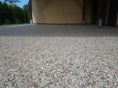 posadzka żywiczna kamienny dywan 2