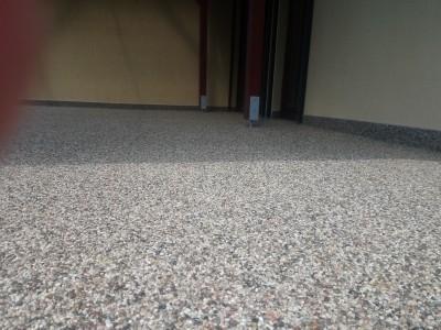 posadzka żywiczna kamienny dywan 3