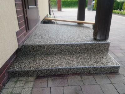 posadzki żywiczne kamienny dywan
